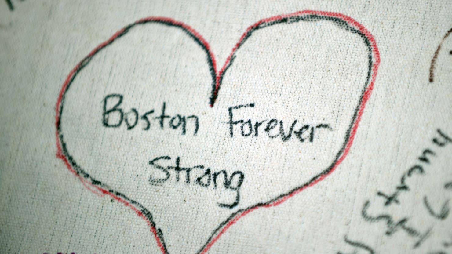 Paul Theroux: The Day Boston Felt the World's Pain