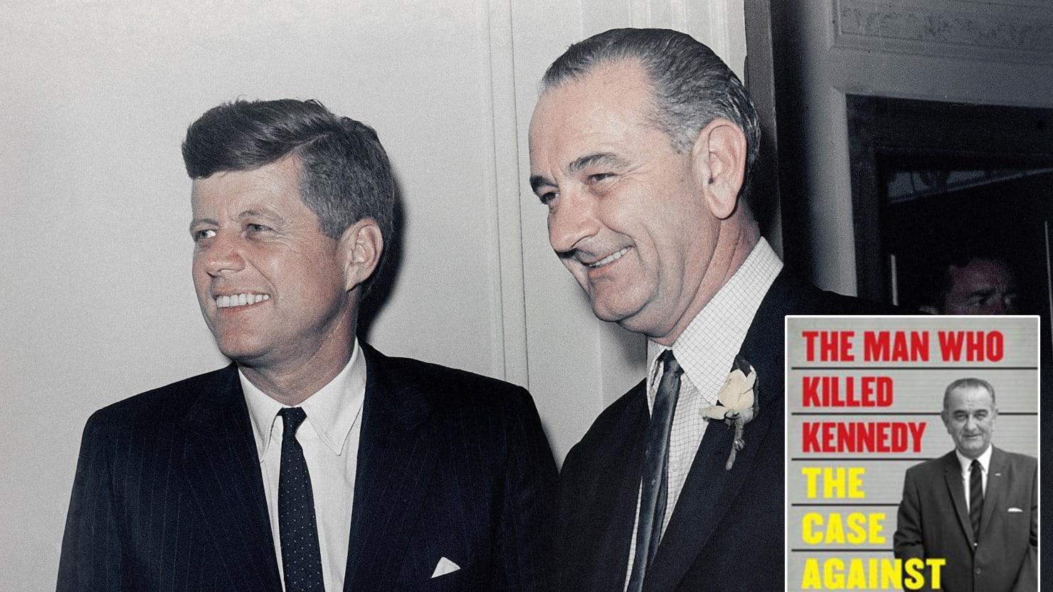 a comparison of john f kennedys and lyndon b johnsons political views