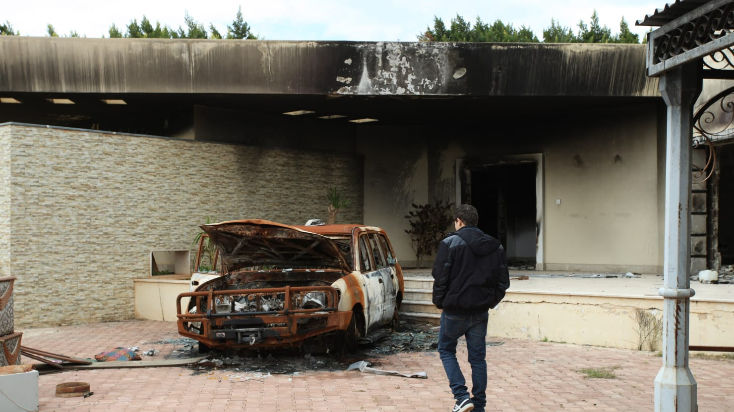 In Benghazi, CIA Trusted Local Militia That Melted Away