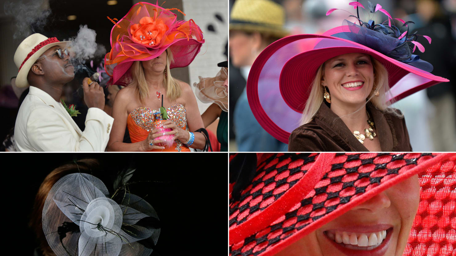 Hats of the Kentucky Derby: From Elegant to Wacky