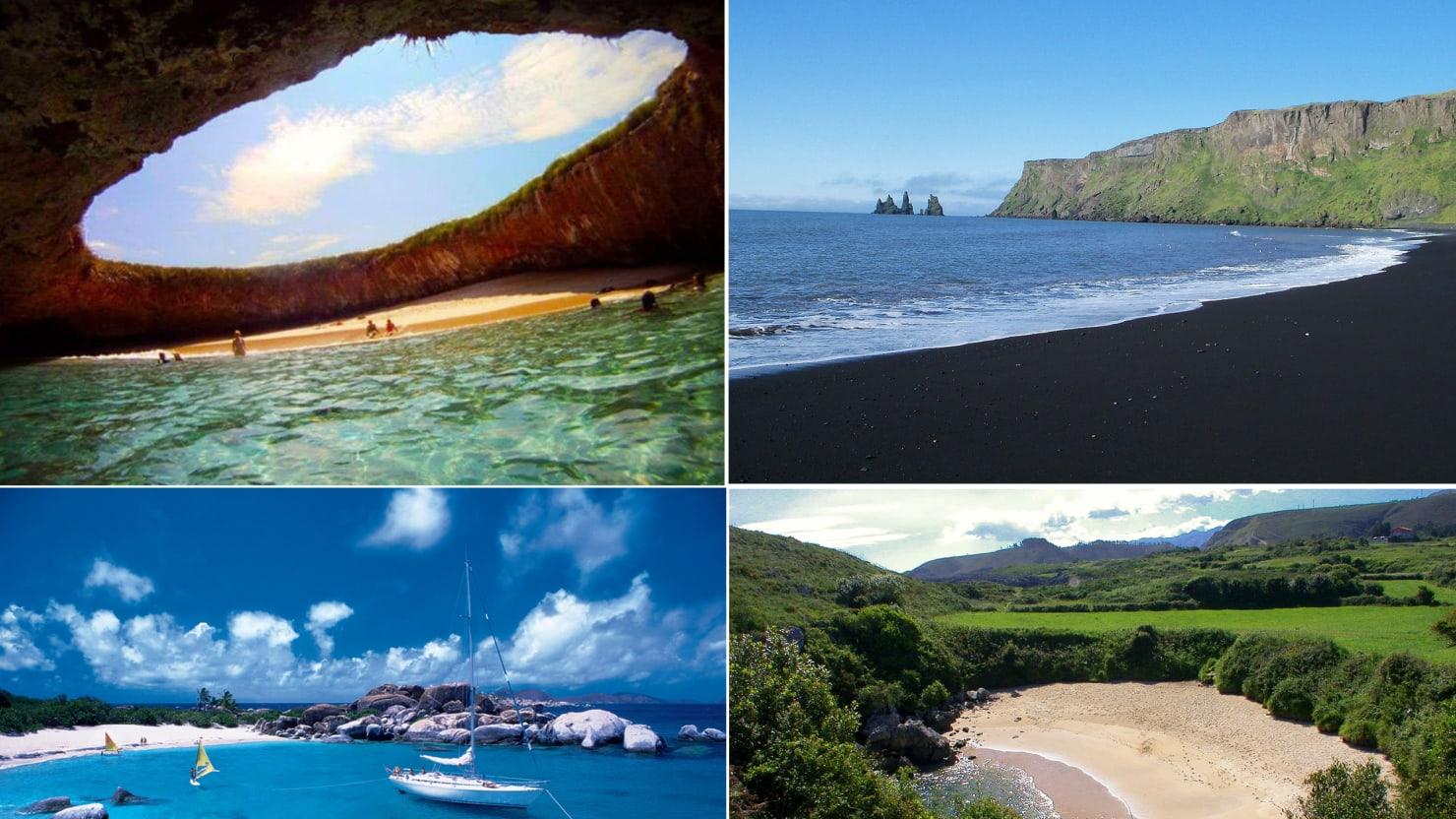 The Best Kept Beach Secrets