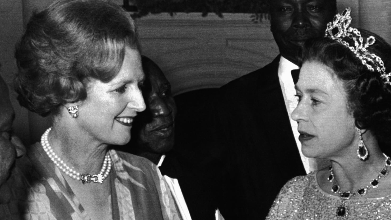 When 'Uncaring' and 'Confrontational' Thatcher Clashed With The Queen