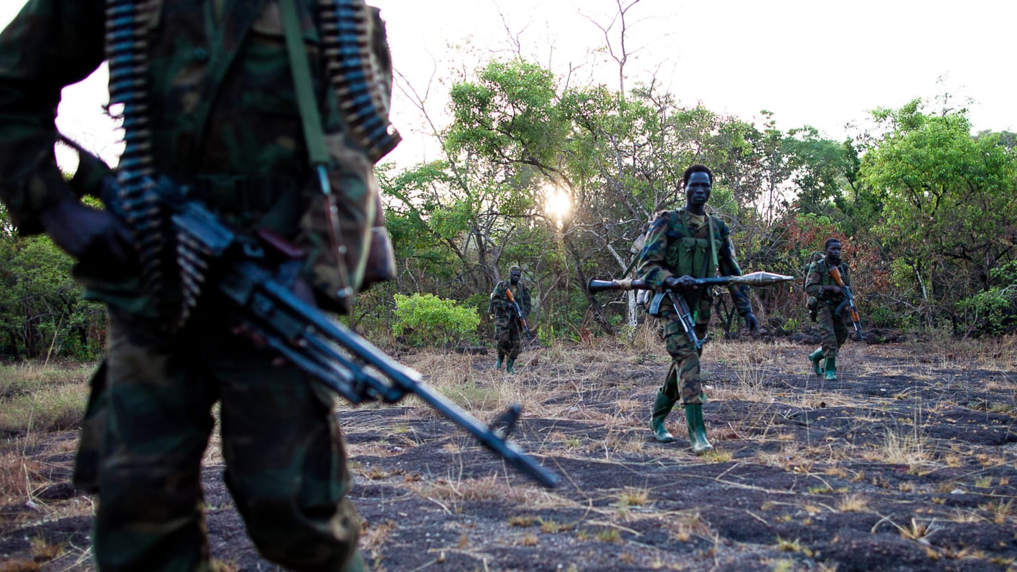 Joseph Kony Gets a Break as U.S. and African Forces Stop Their Search