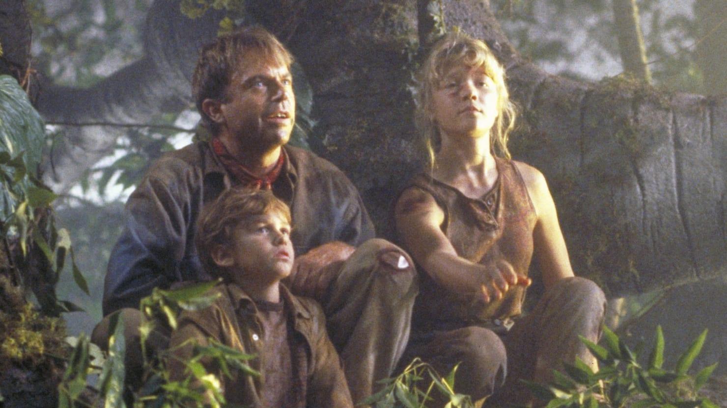 Jurassic Park Turns 20 Film Memories With Ariana Richards