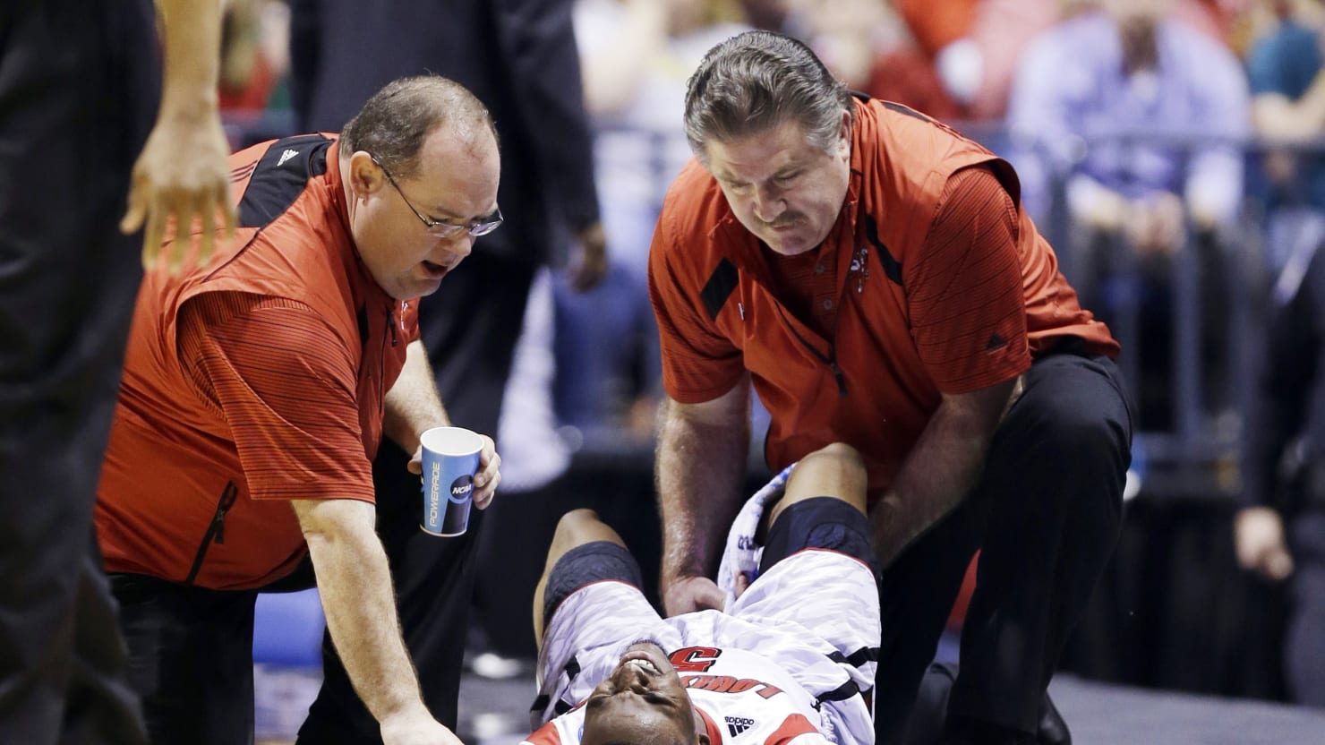 Kevin Ware's Broken Leg Will Live On in the Annals of Grisly Injuries