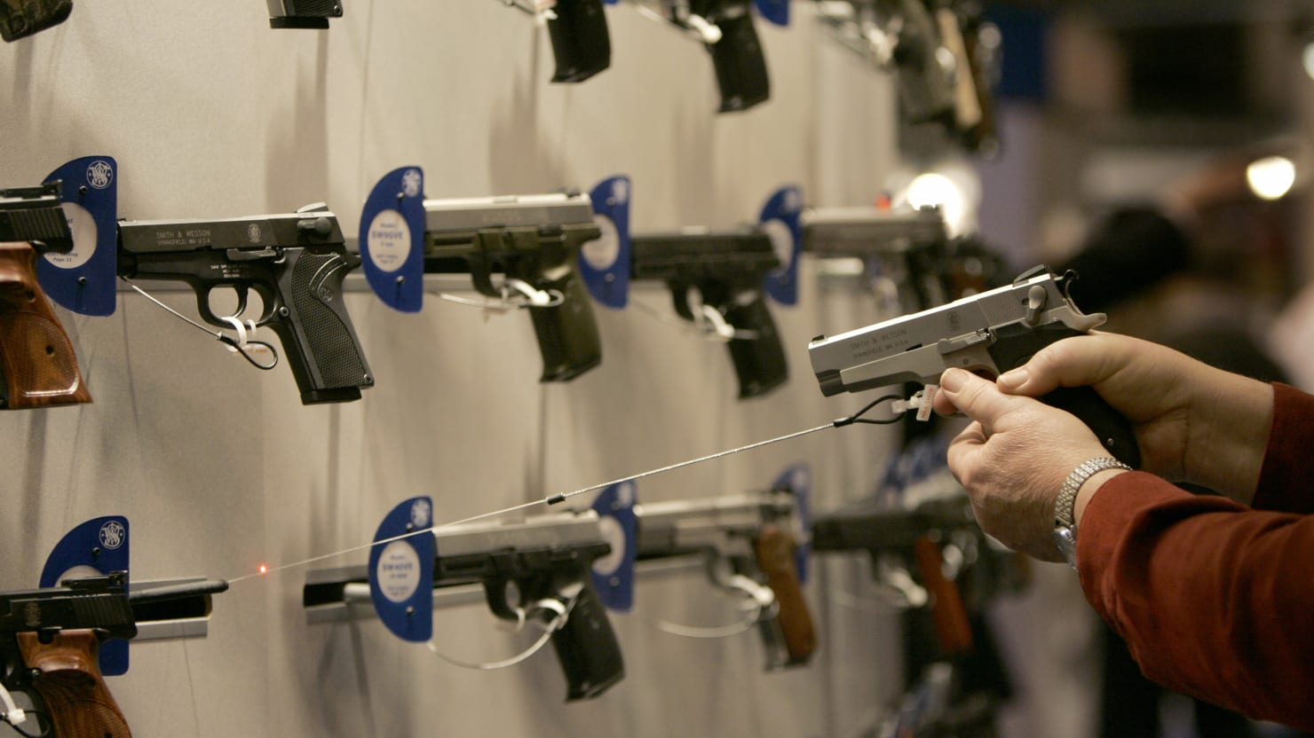 Never Mind New Guns Laws—The NRA Keeps Weakening the Existing Ones