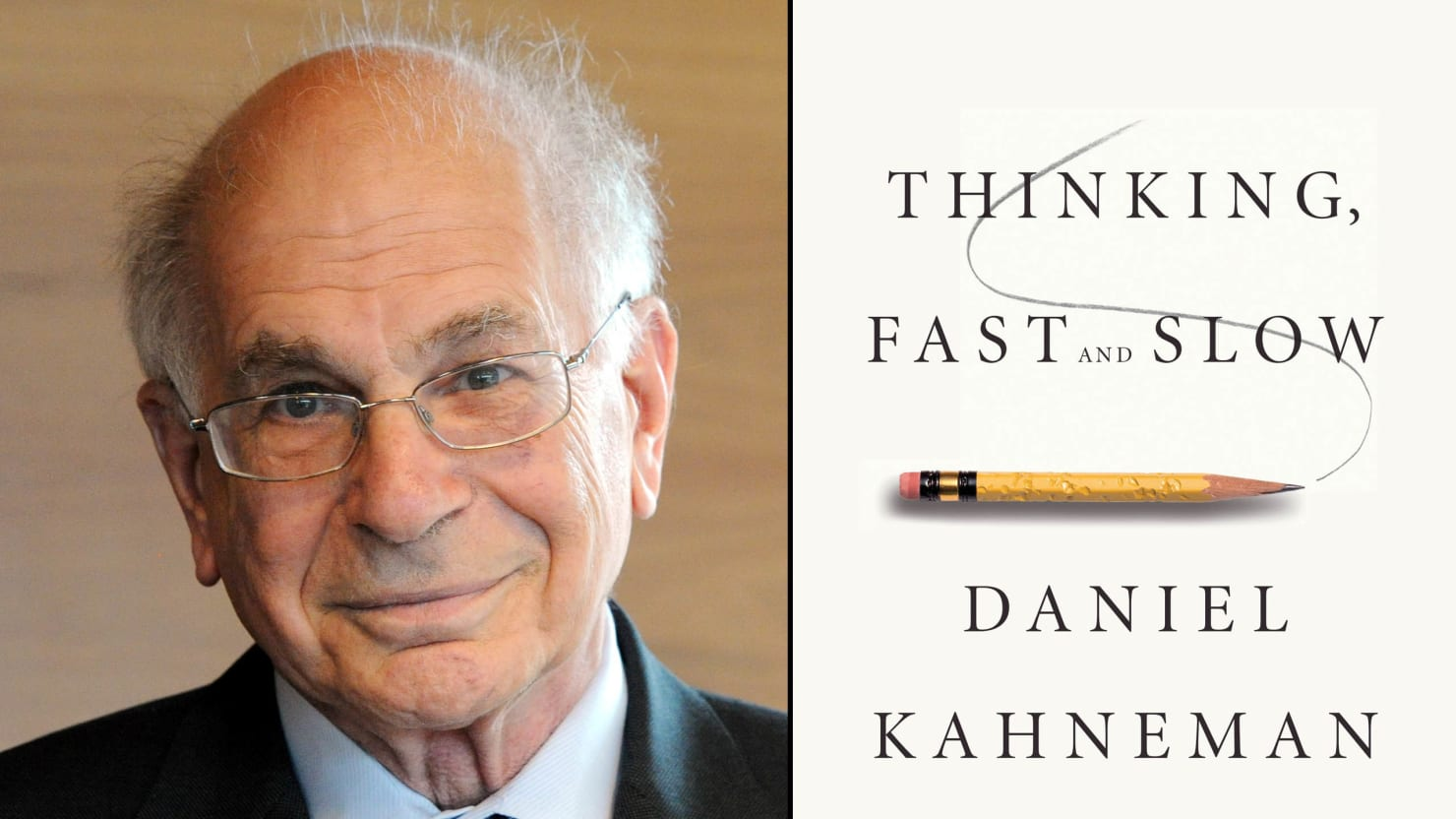 Daniel Kahneman's Gripe with Behavioral Economics