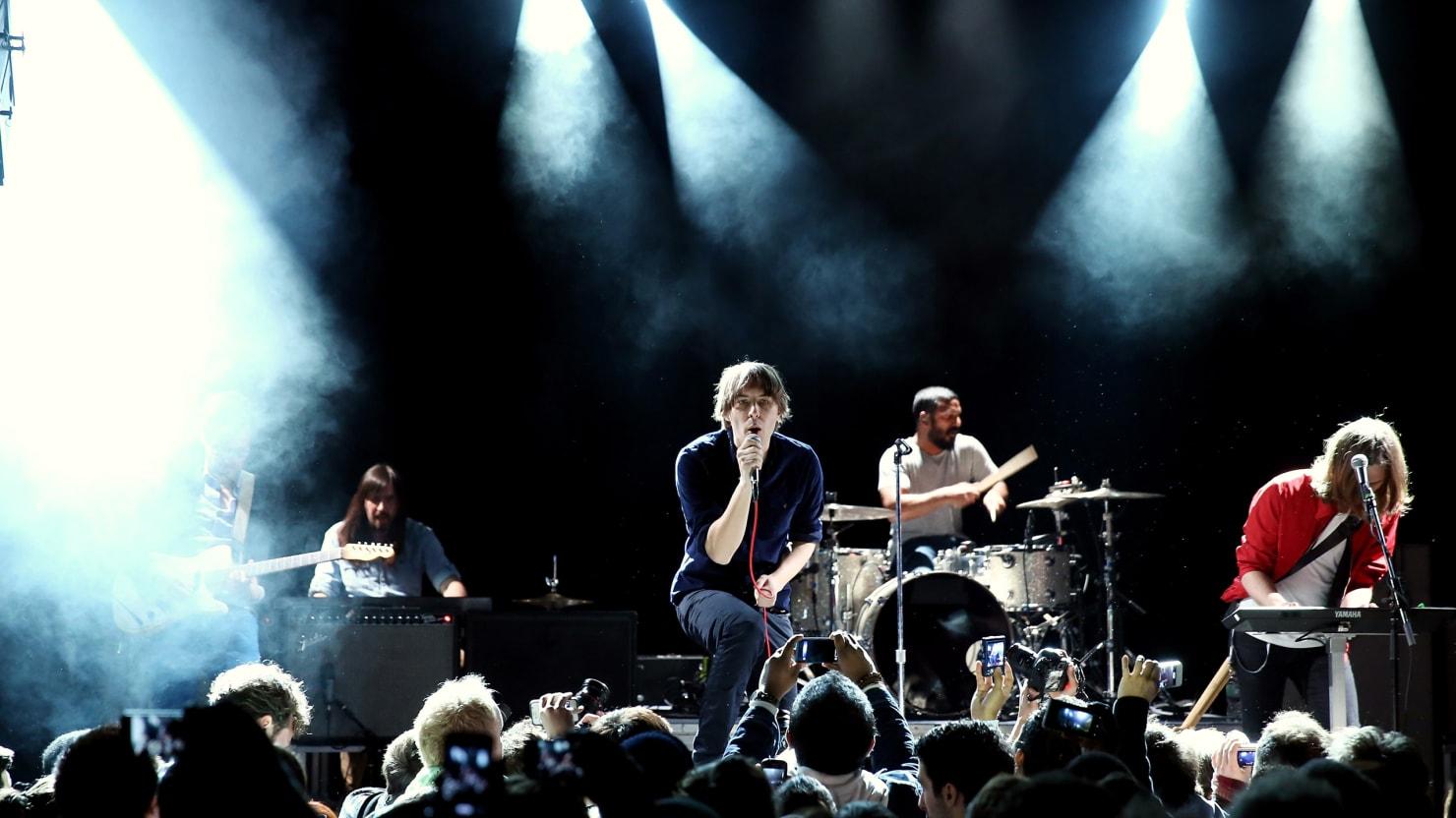 Phoenix on New Album 'Bankrupt!' and Journey to Rock Superstardom