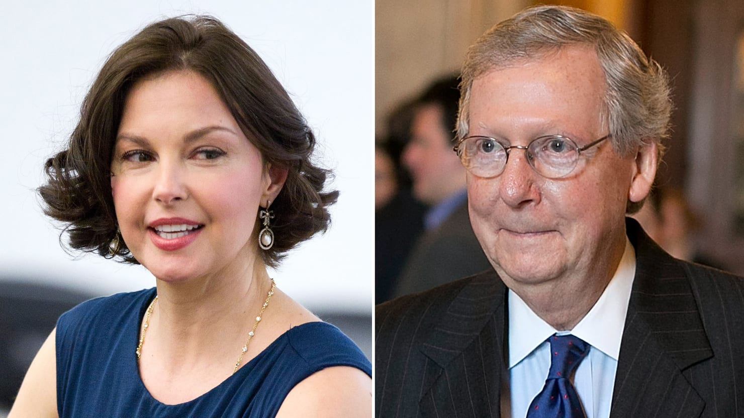 Rise V Auto >> Ashley Judd Smear Helps Mitch McConnell As Kentucky Dems ...