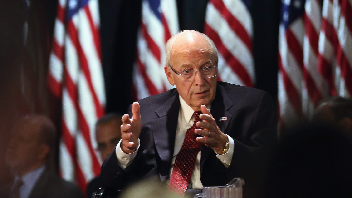 Dick Cheney's Deep Thought About North Korea