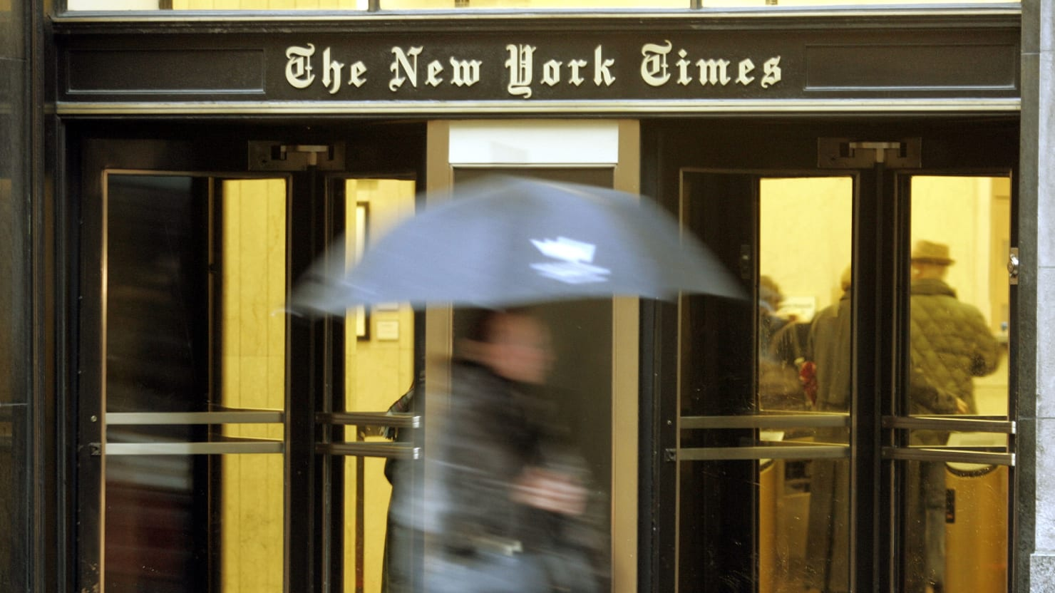 Pamela Paul Talks Future Of New York Times Book Review