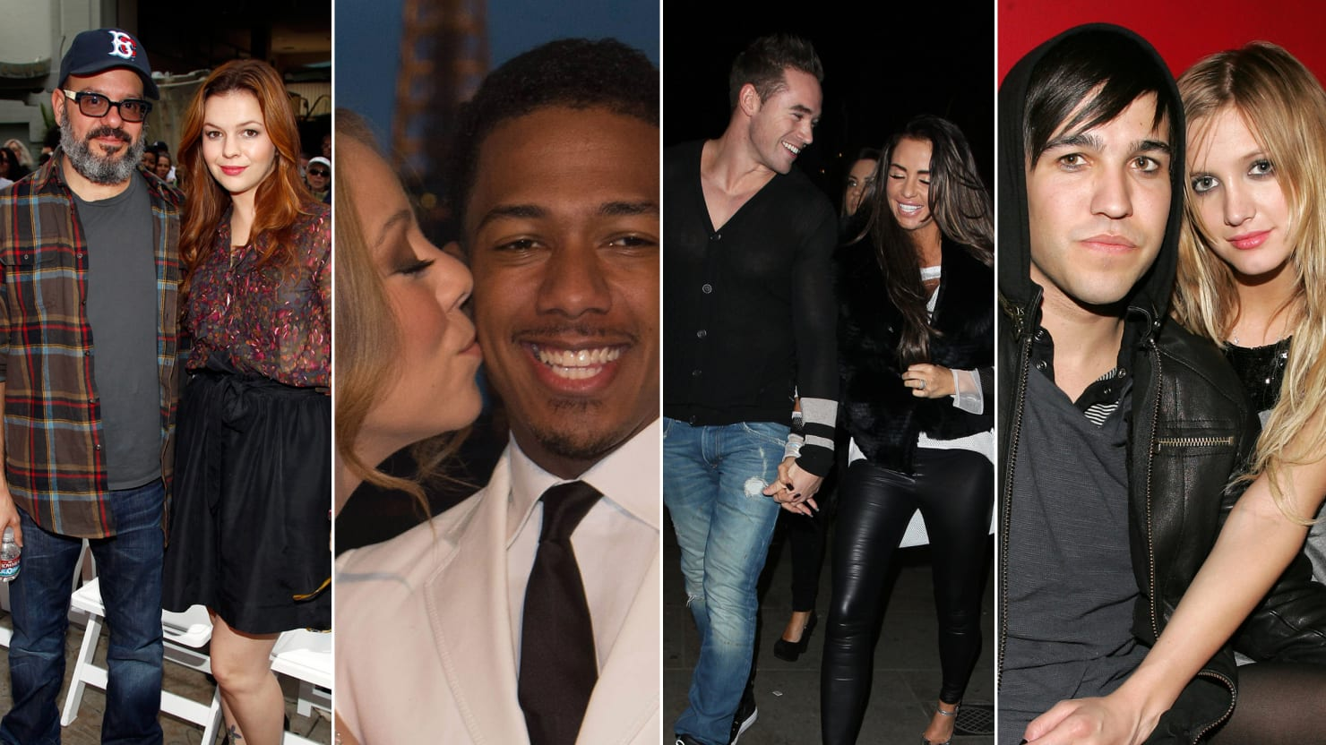 Sean Parker Katy Perry More Bizarre Celebrity Theme Weddings Photos
