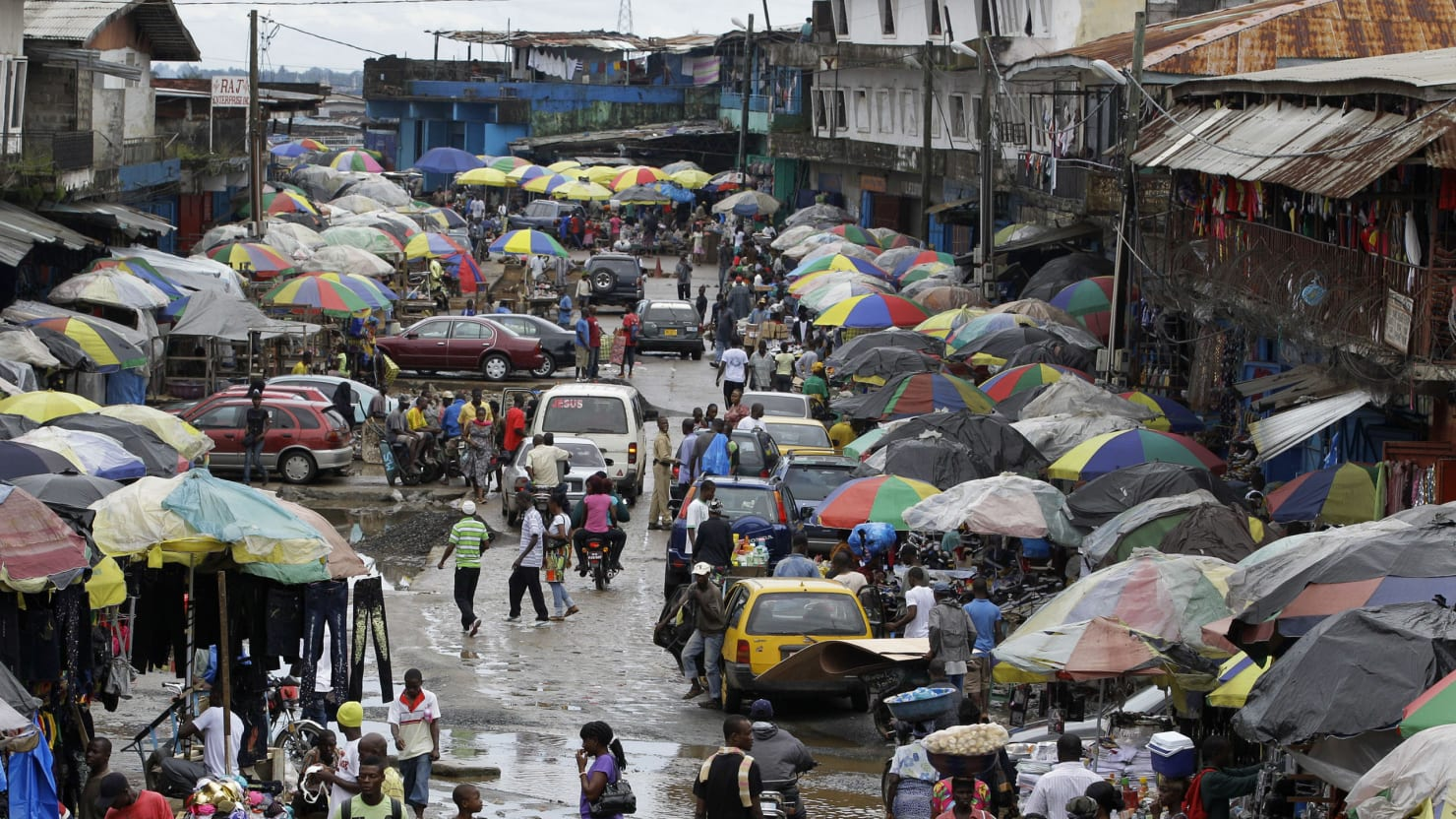 Resultado de imagen de Monrovia