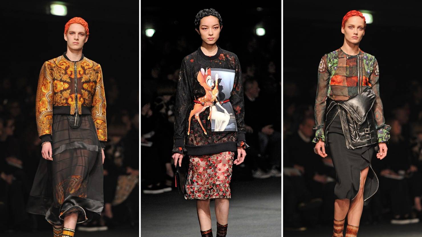 Givenchy: Show of the Season?