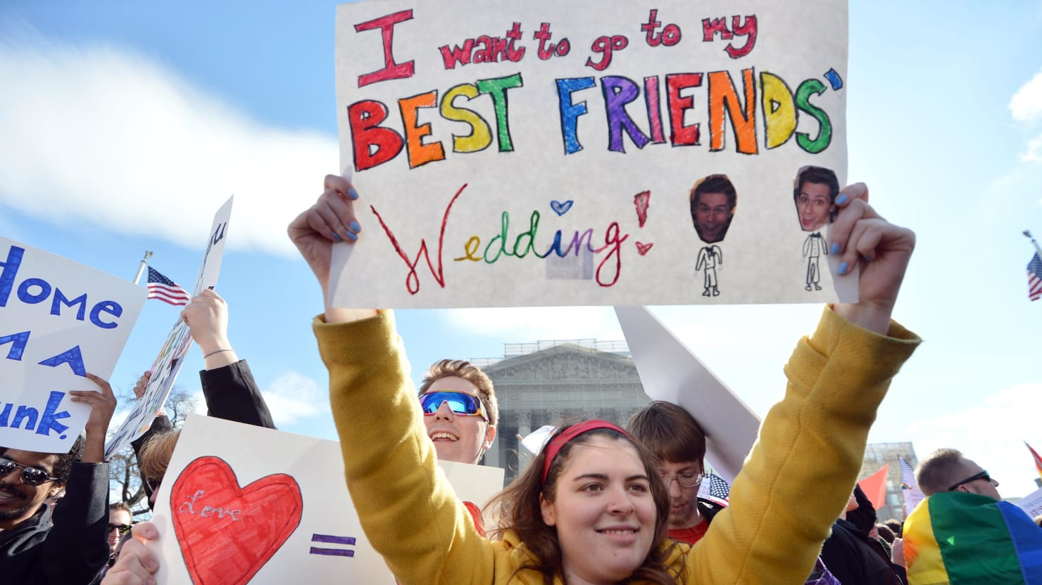 Best Reads on Gay Marriage at the Supreme Court