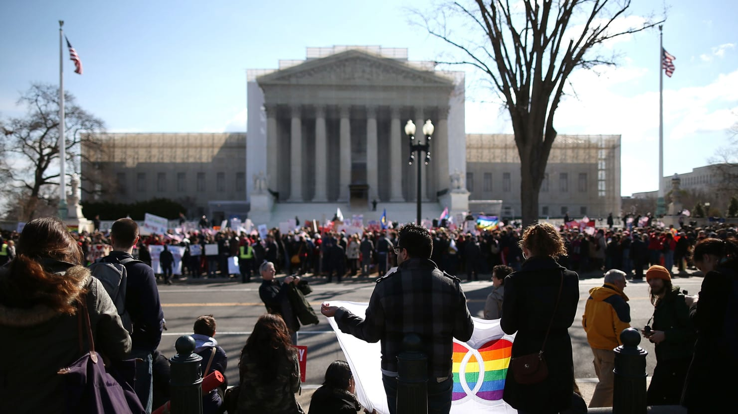 Justices Dance Around Procedure, But DOMA Is Still About Discrimination