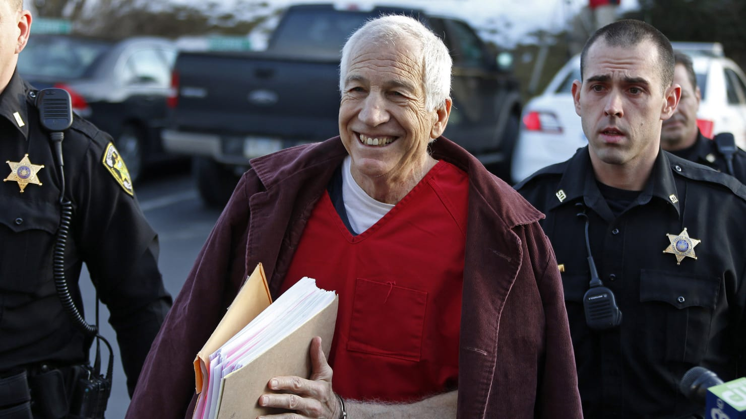 Today\' Show\'s Sandusky Interview: 5 Shocking Allegations