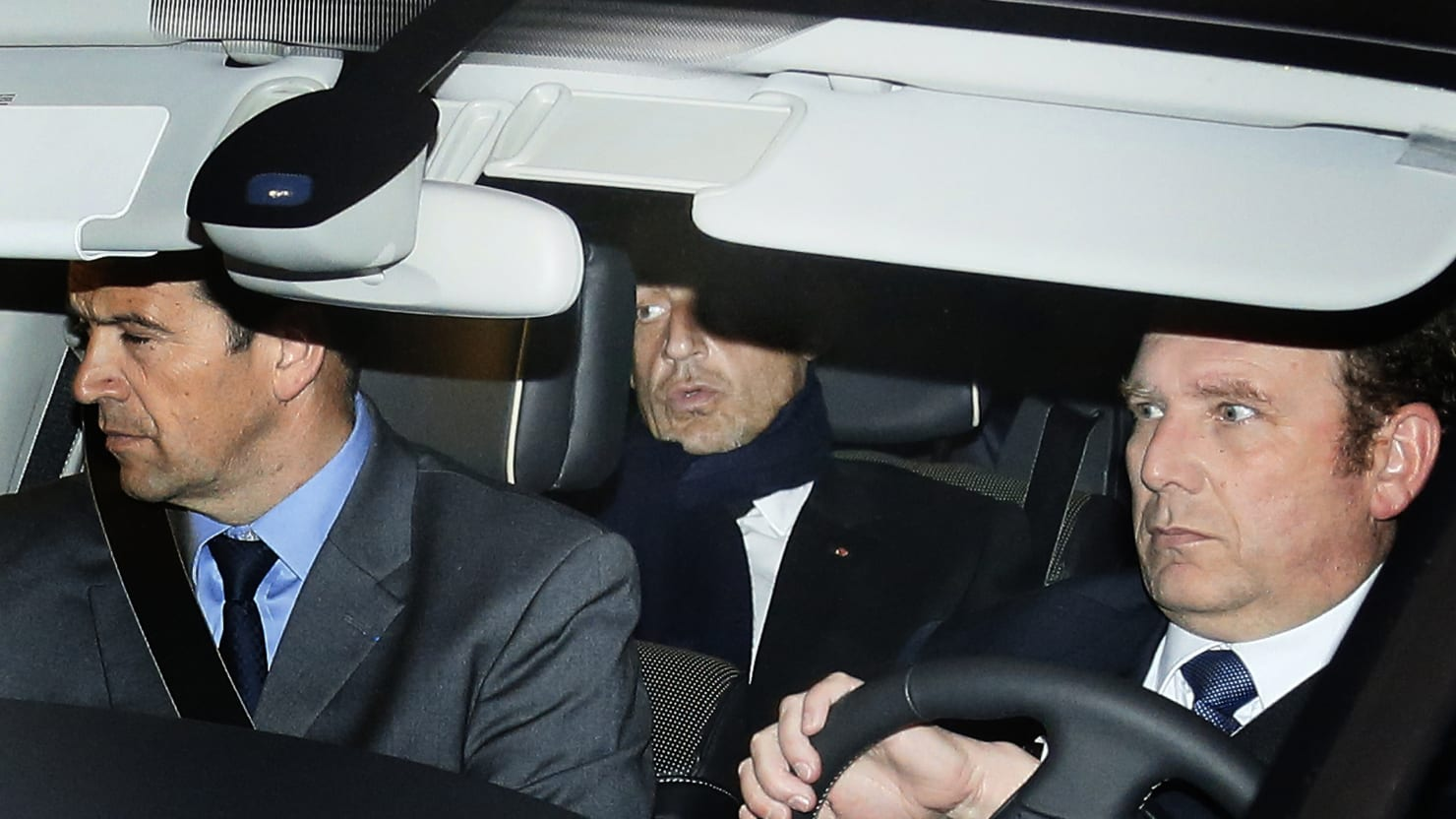 The scandal around the Sarkozy family continues 26.03.2010 3