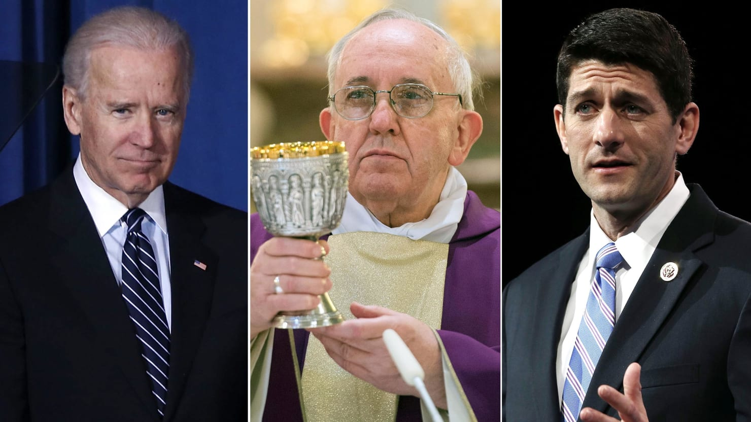 America's Catholic Moment, and Its New Breed of Catholic Politicians