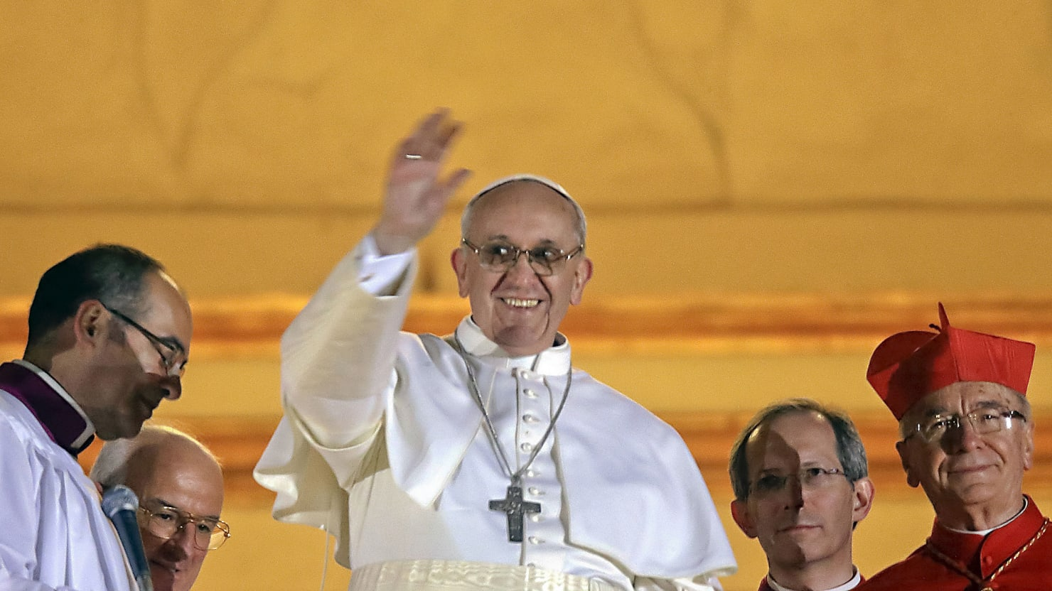 Pope Francis Is A Jesuit Seven Things You Need To Know About The