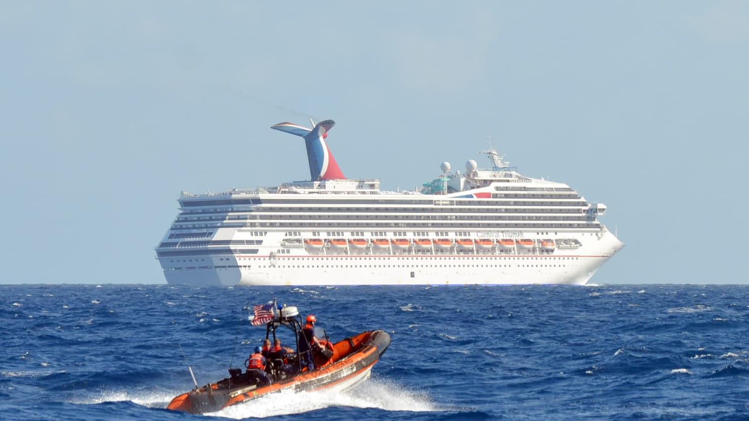five cruise ship horror stories