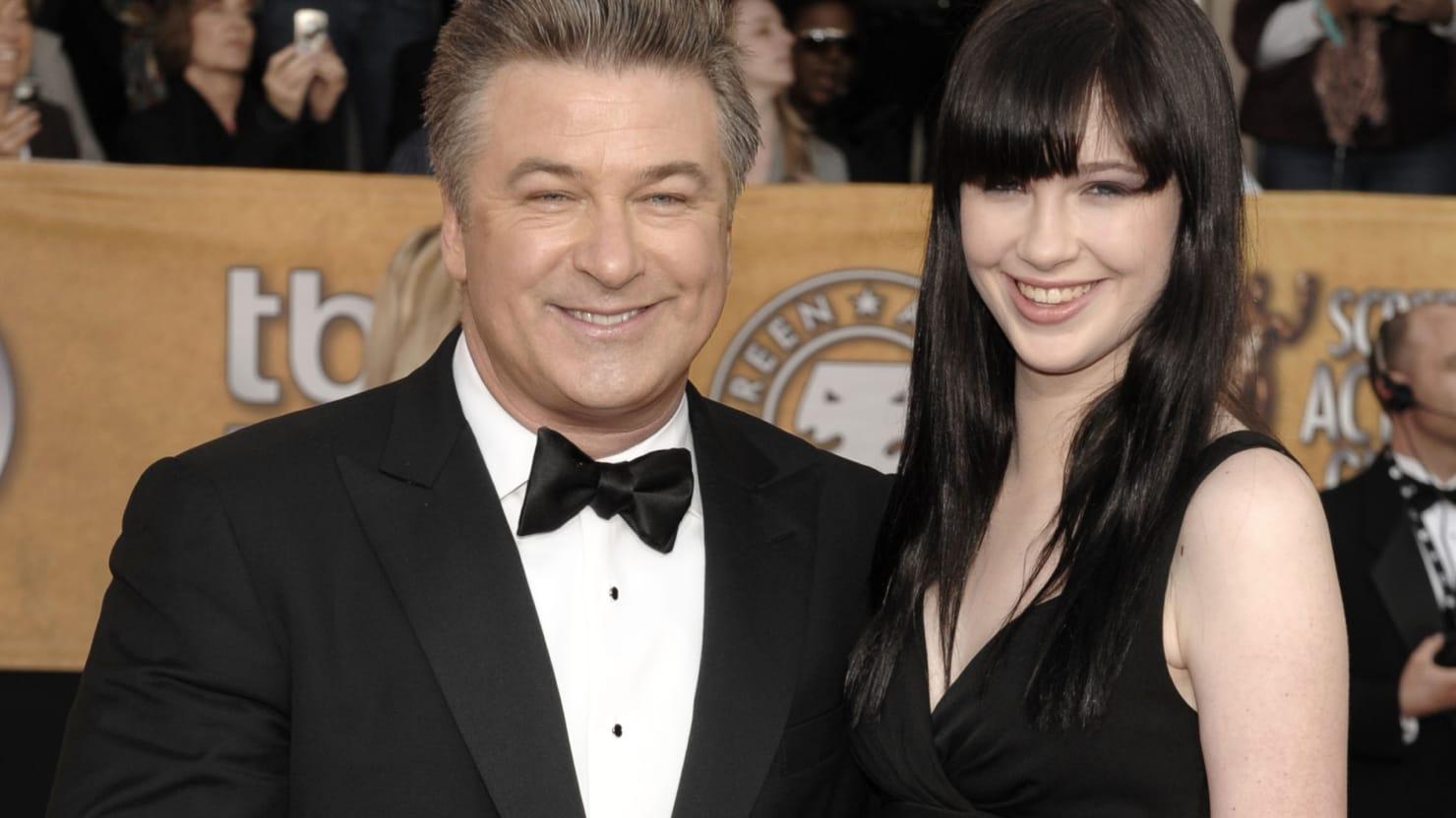Meet Alec Baldwin and Kim Basinger's Model Daughter ...