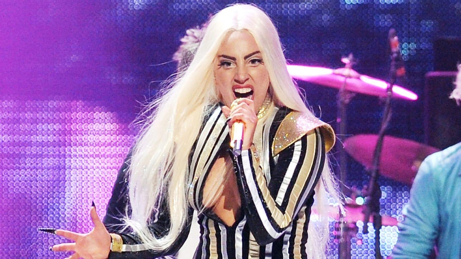 Lady Gaga will record a track with David Guetta 04.09.2009 23