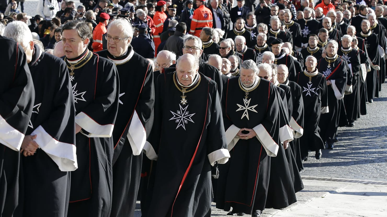 Knights Of Malta Celebrates 900th Birthday The Daily Beast