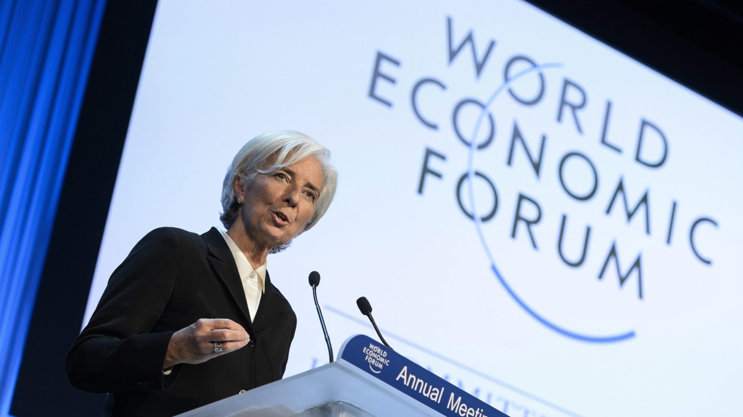 At Davos Investing in Women Emerges as a Business Strategy