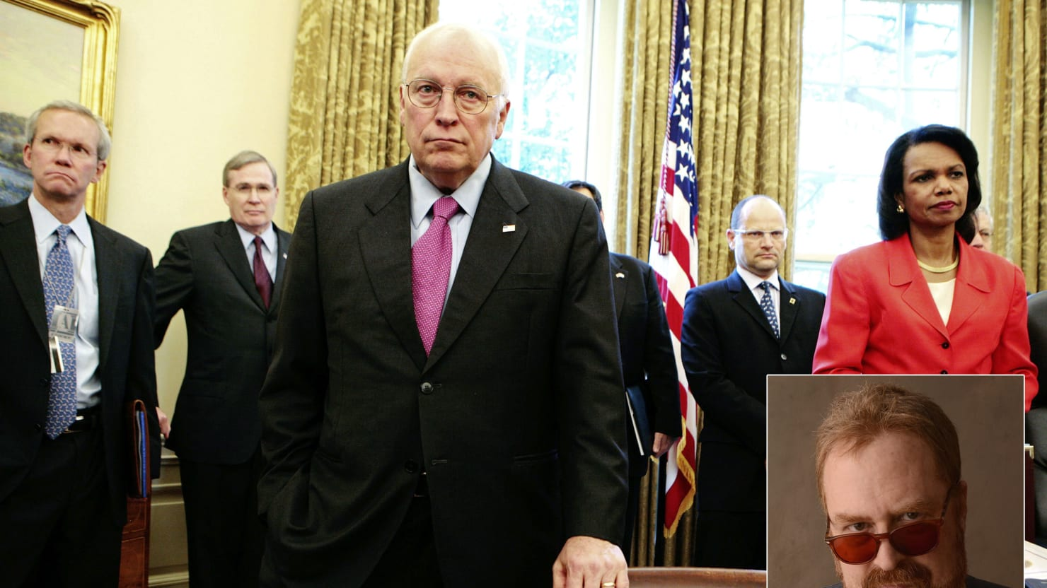 Dick cheney va tech