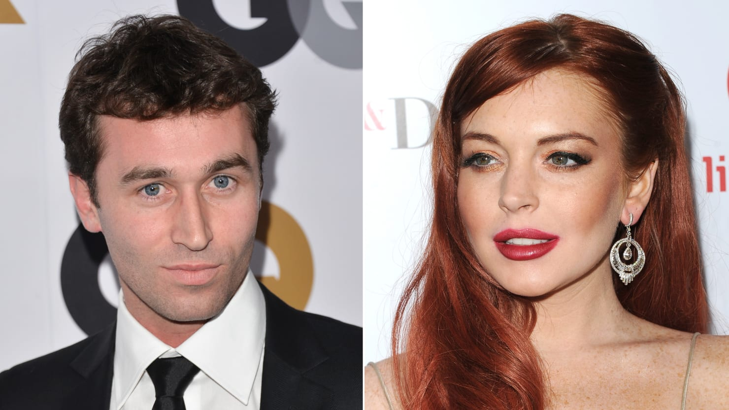 Does james deen do gay porn