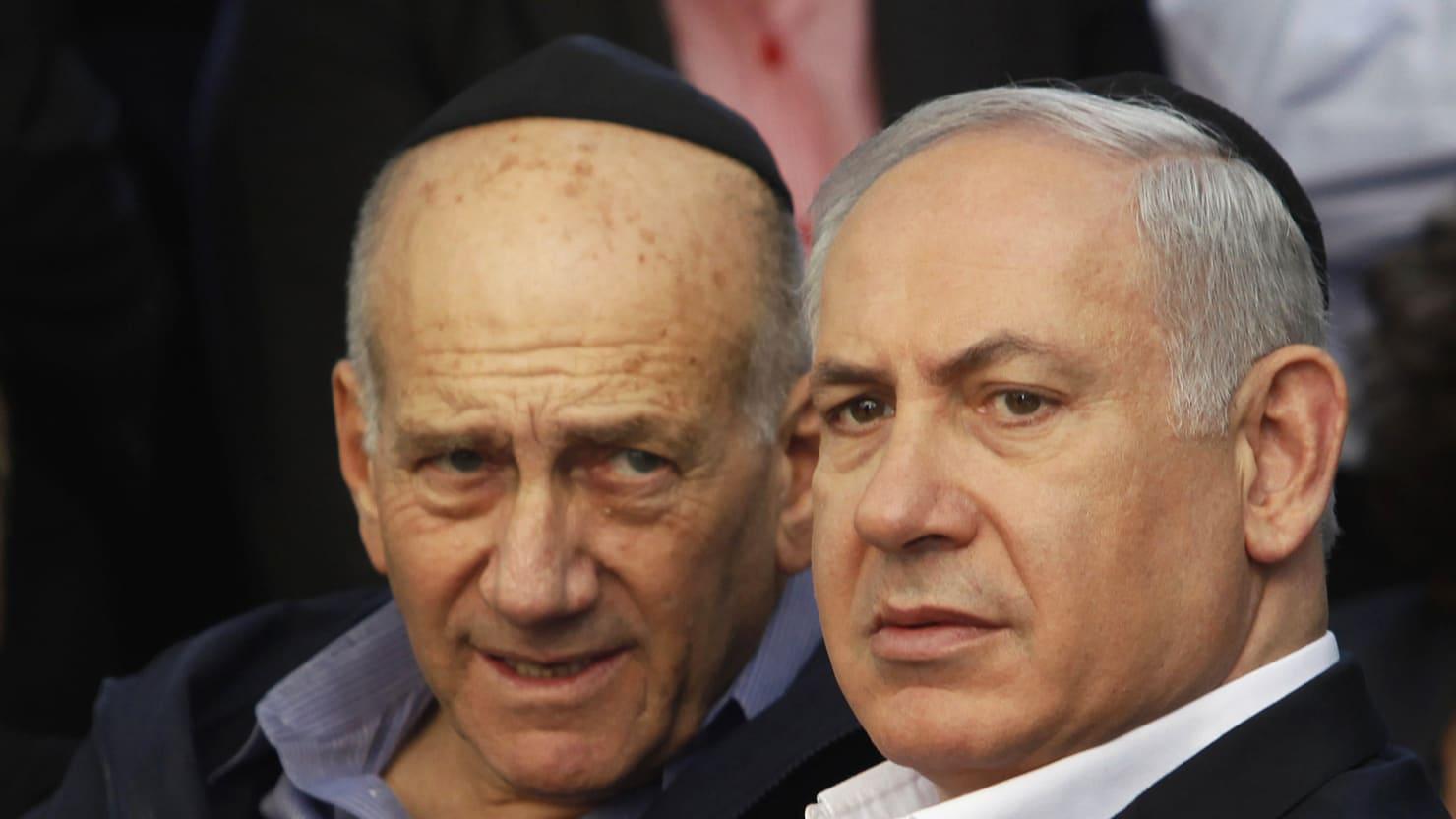 explosive allegations against israeli prime minister