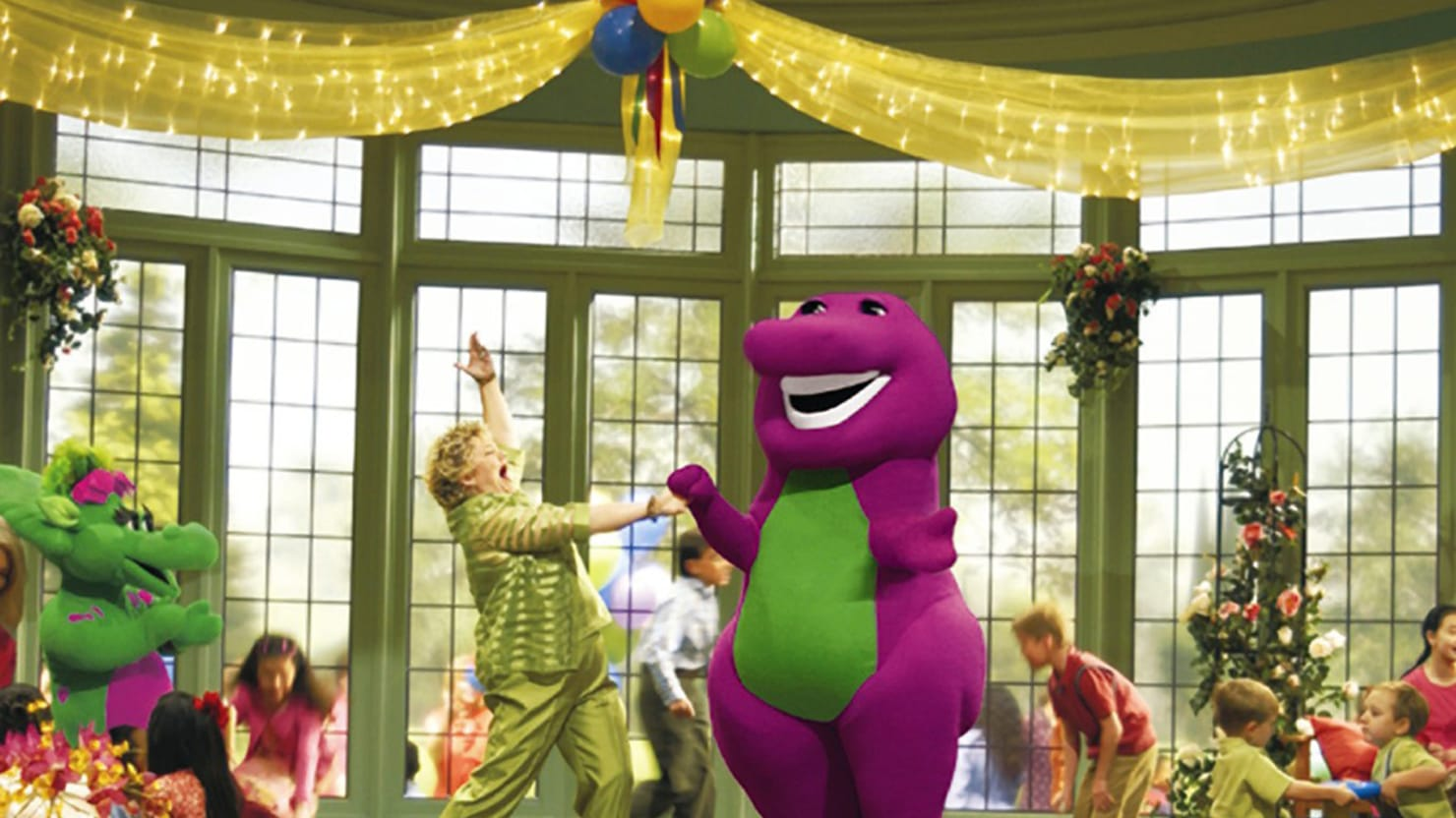 World Auto Sales >> Son of 'Barney' Creator Arrested