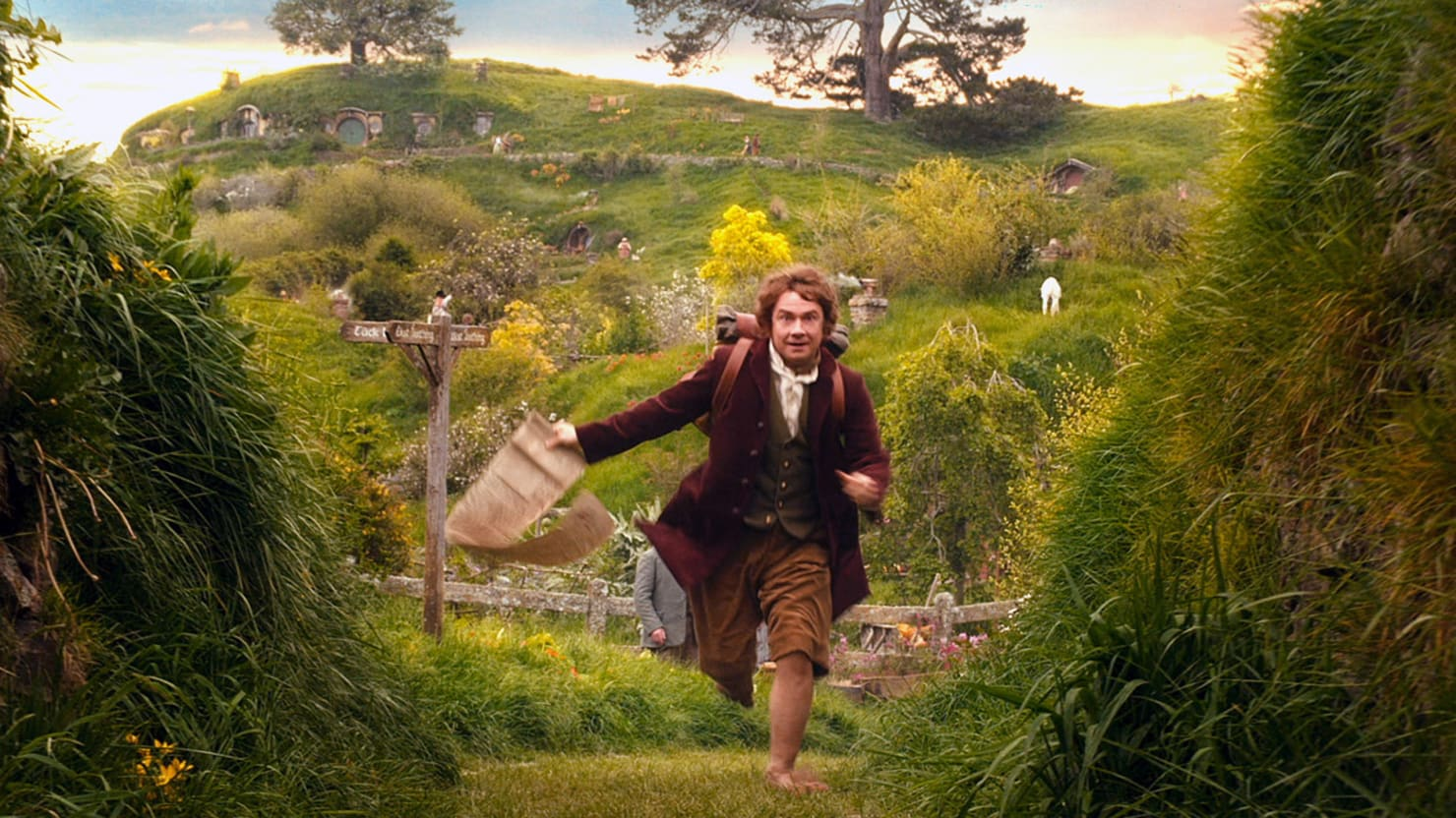Peter Jacksonu0027s Much Anticipated The Hobbit Hits Theaters Today. Resident  Tolkien Ite Anna Klassen Compares The Film To The Original Novel, Revealing  19 ...