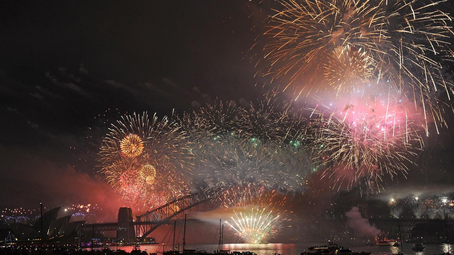 New Year Celebrations 2018