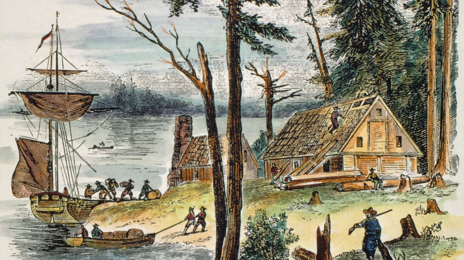 how social tensions led to witchcraft in new england in the 17th century Historical analysis of gender in colonial new england was a serious matter in 17th-century new england were charged with witchcraft in new england.