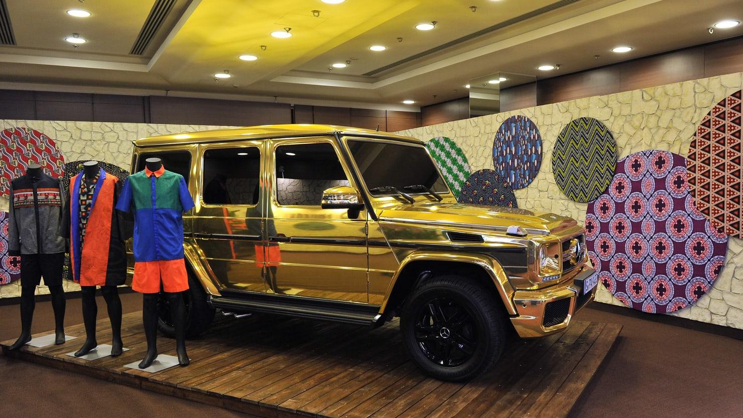 Luxury Fashion in Africa?