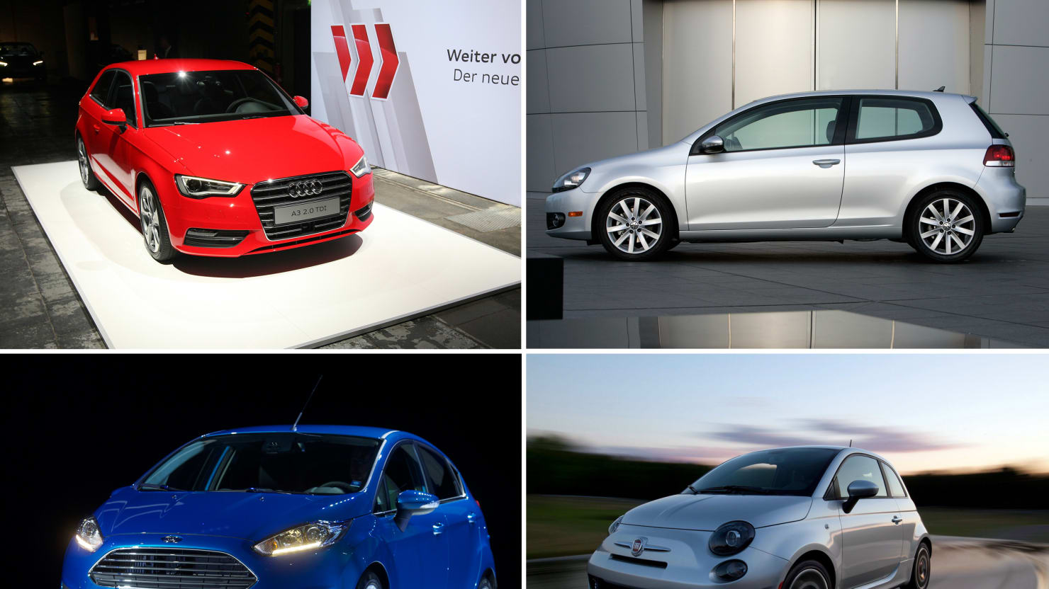 Seven high-mileage cars that aren\'t hybrids (PHOTOS)