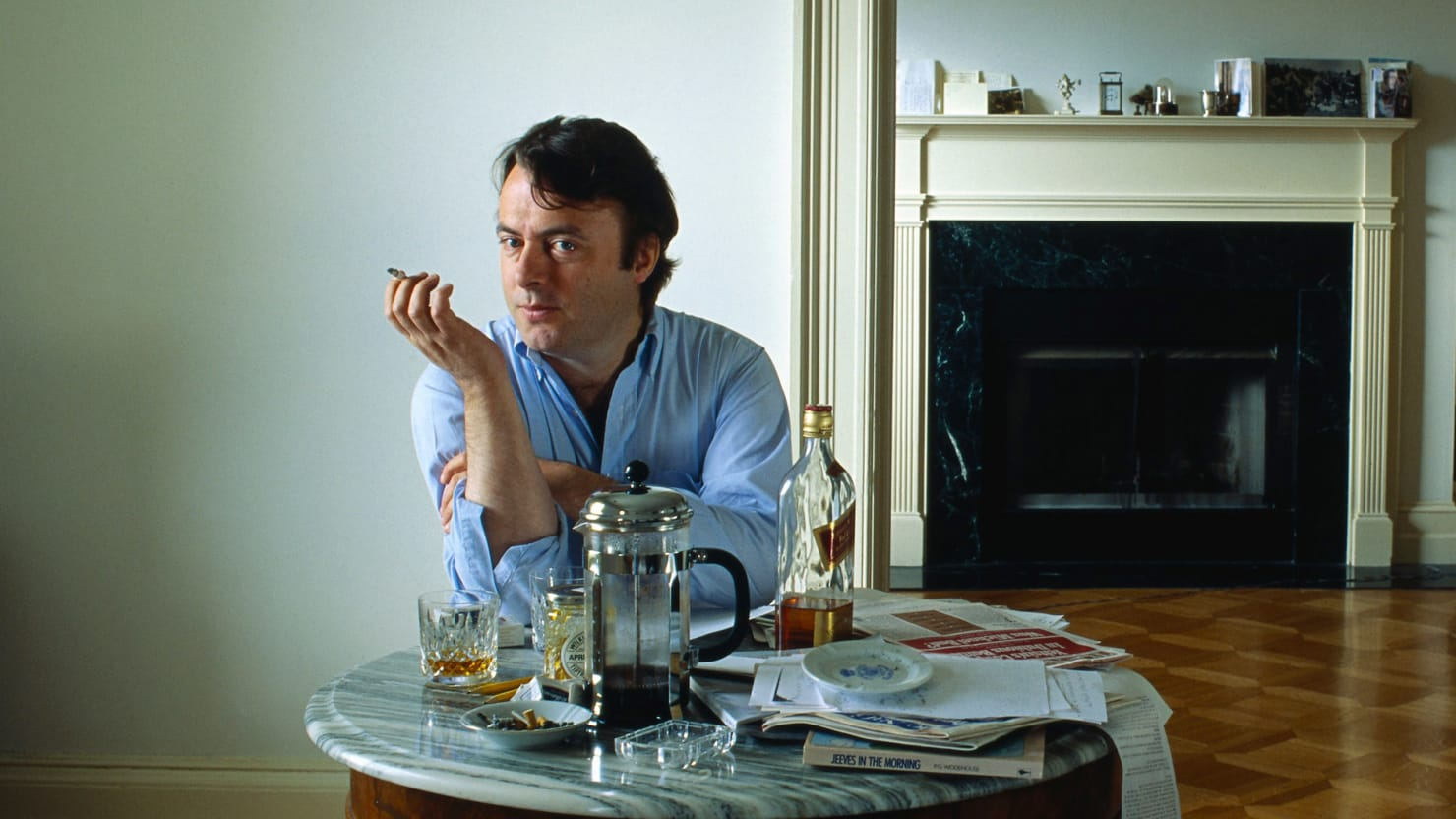 My Friend and Mentor, Christopher Hitchens