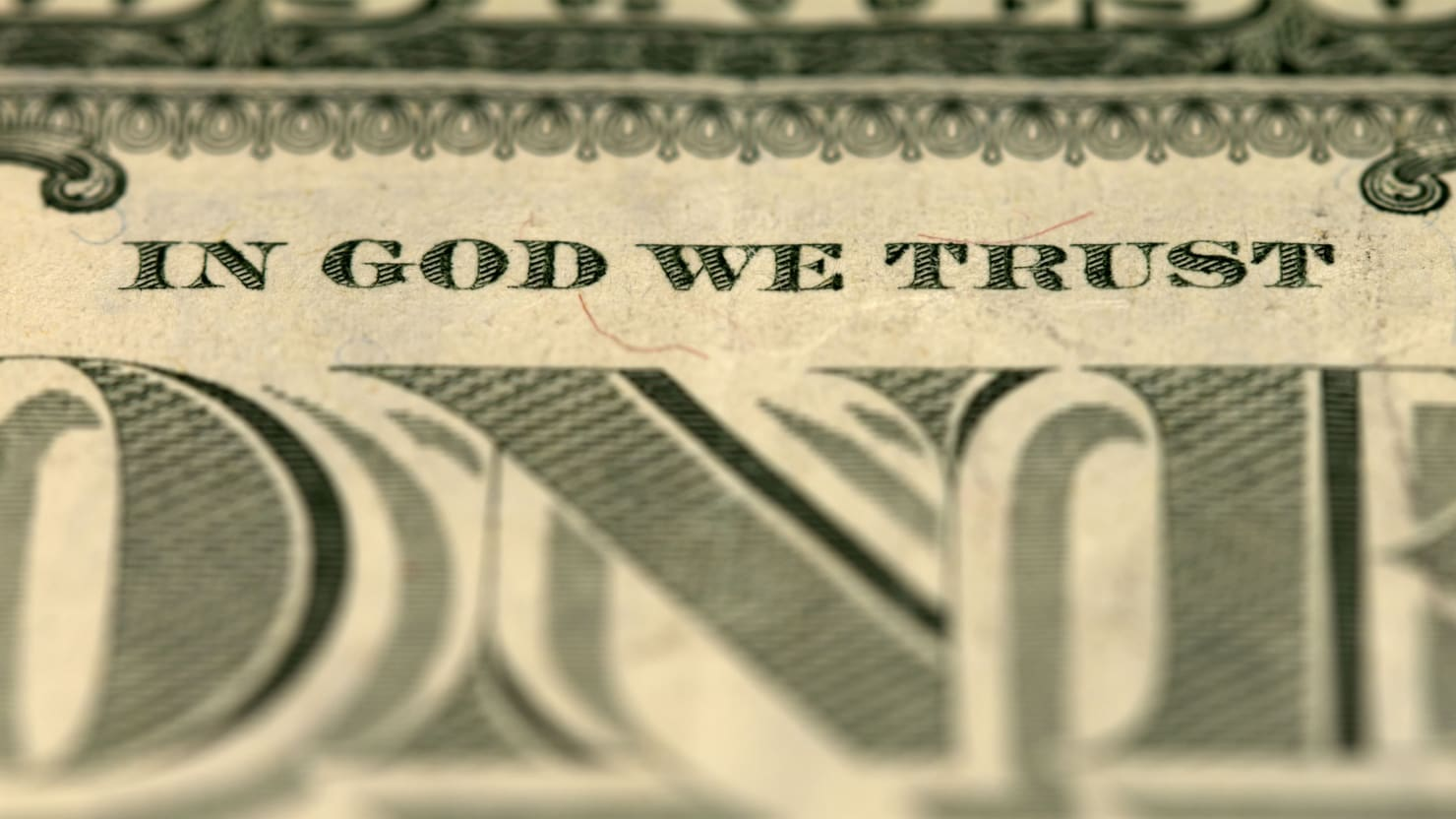 In god we trust doesnt mean what you think it does shutterstock biocorpaavc Images