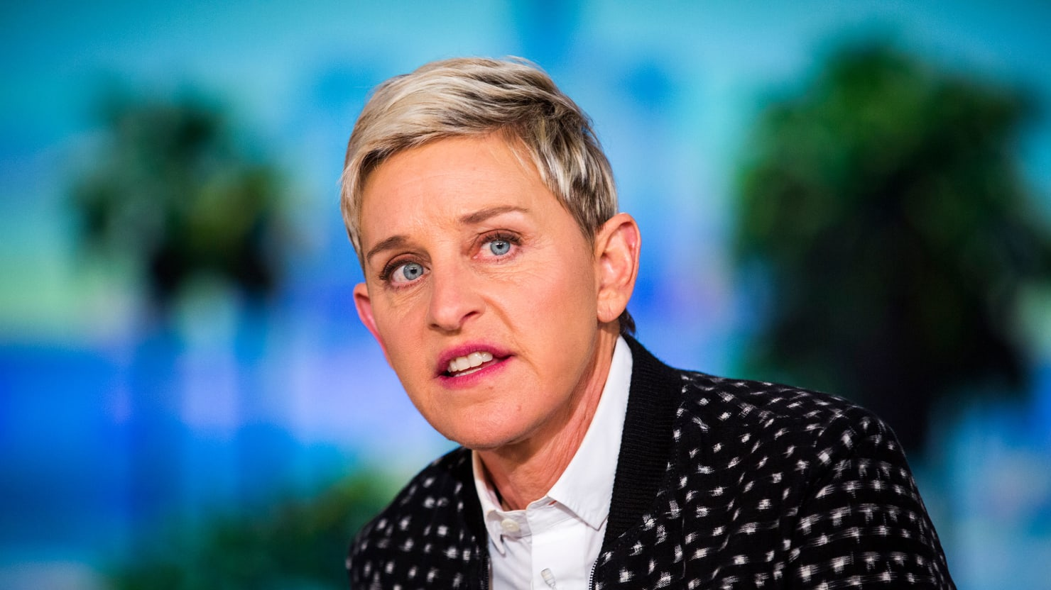 Ellen degeneres president trump not welcome on my show - Ellen show videos ...