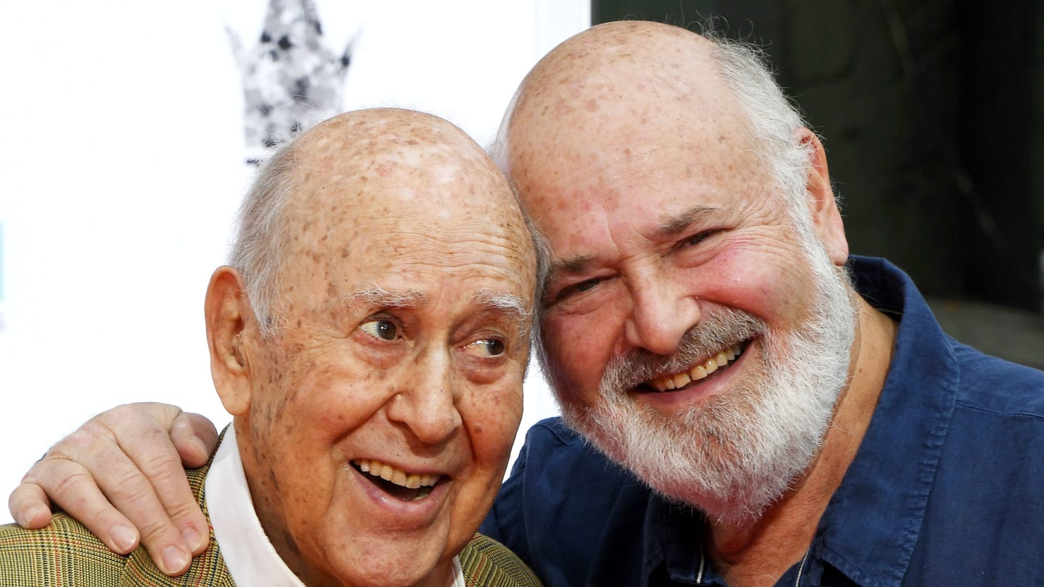 rob reiner on his idol carl reiner and the tragedy of donald trump