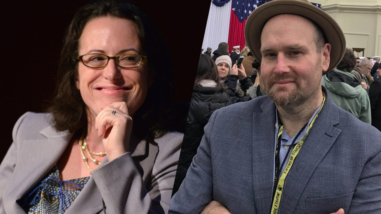 Glenn Thrush New York Times >> The New York Times' Dynamic Duo Who Put Trump on the Couch