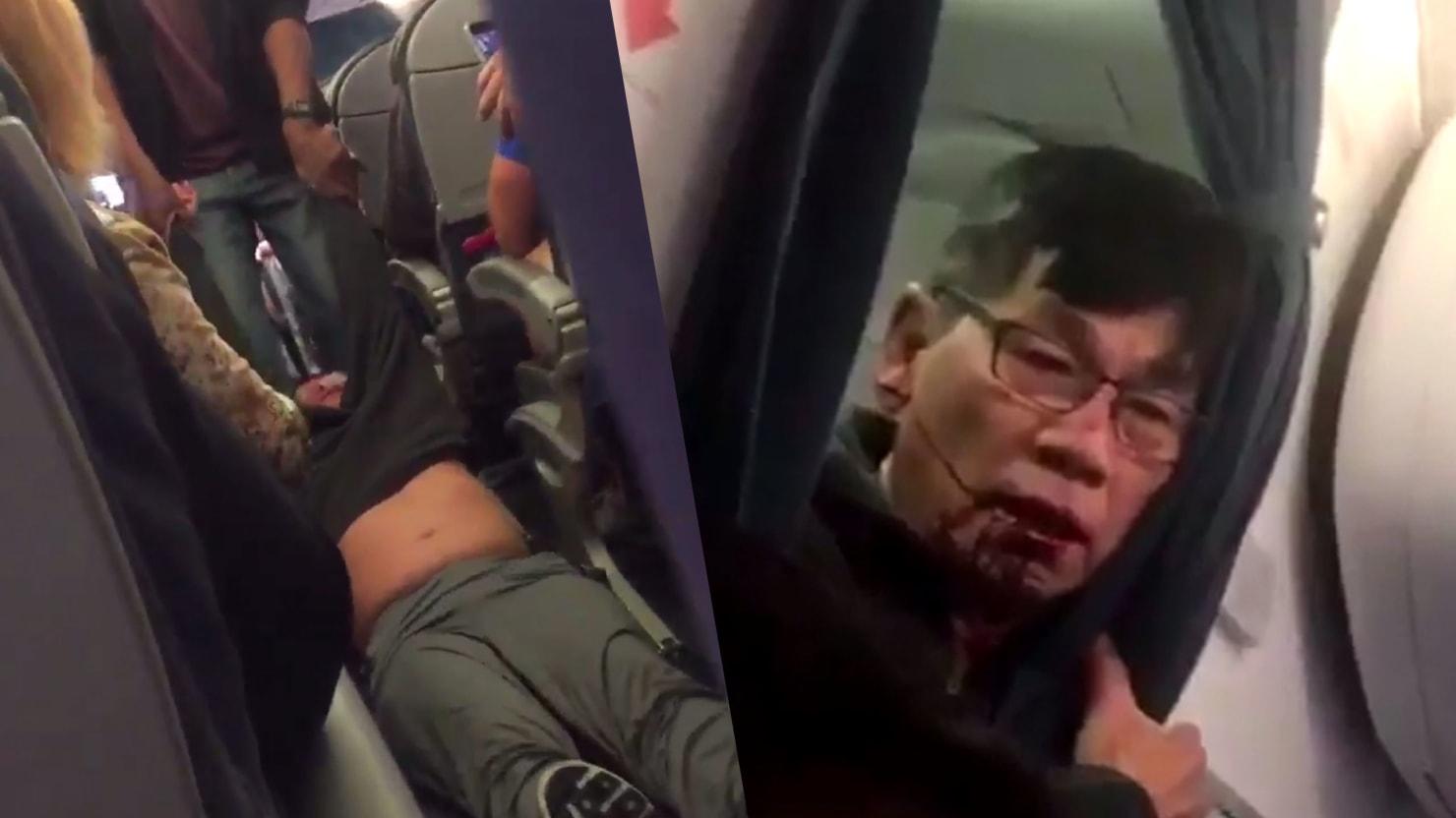 Blame Big Airline Mergers for United's Shocking Passenger