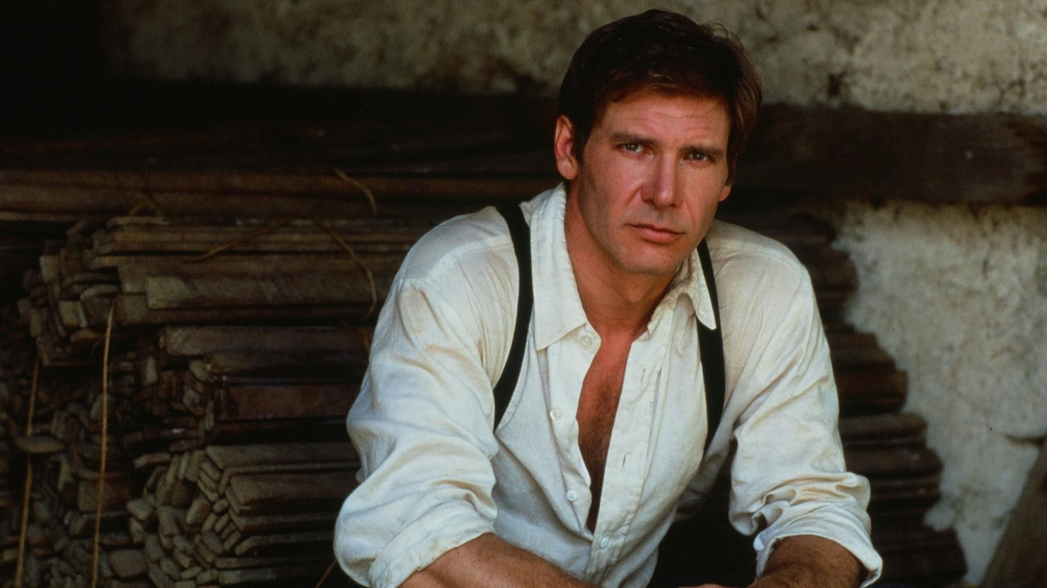 The Secret Anxieties of Harrison Ford