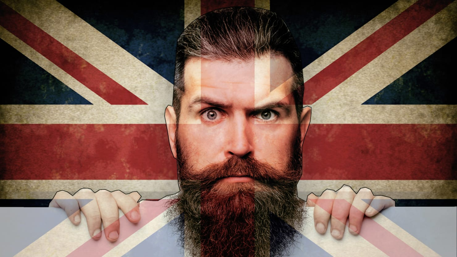 This British Company Just Banned Beards for Health and Safety Reasons