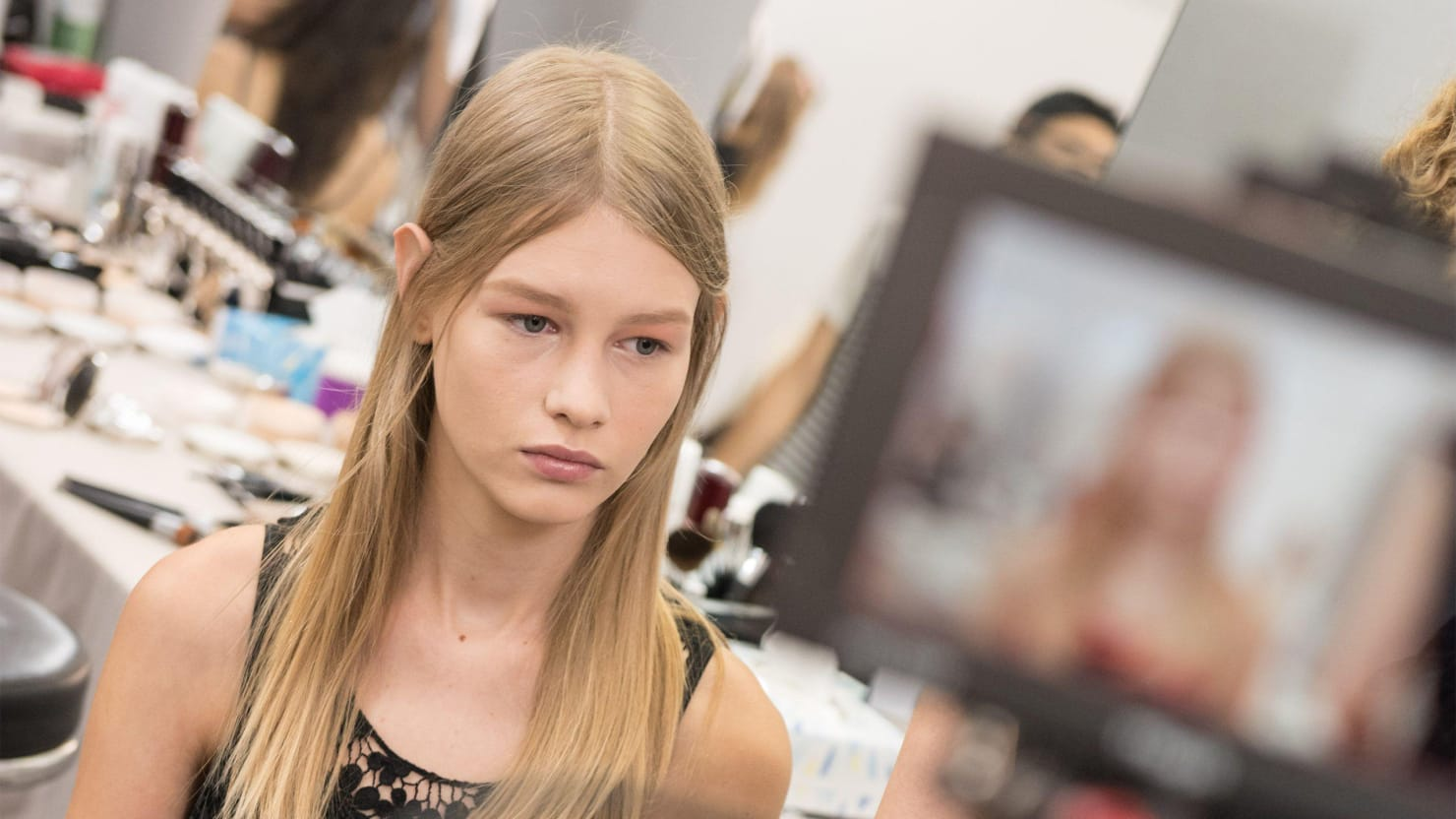 Is Sofia Mechetner, 14, Too Young to Model for Christian Dior?