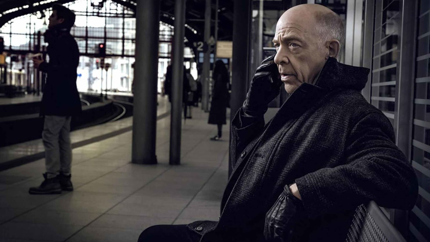 'Counterpart': The Sci-fi Espionage Thriller Blessing TV With Double J.K. Simmons