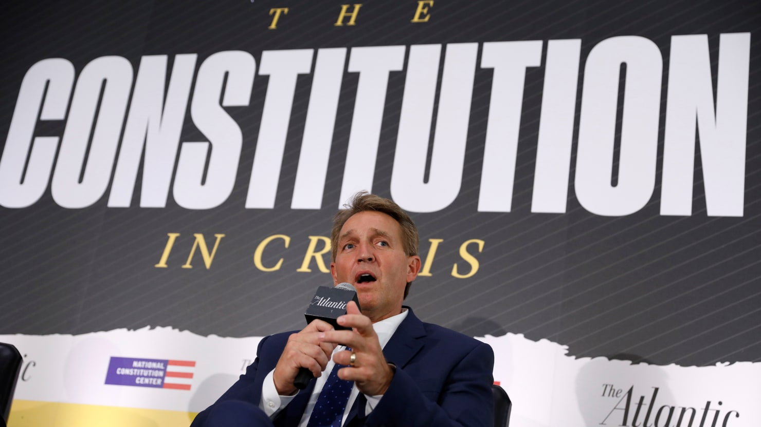 Jeff Flake on Kavanaugh's 'Sharp and Partisan' Temperament: 'We Can't Have This on the Court'
