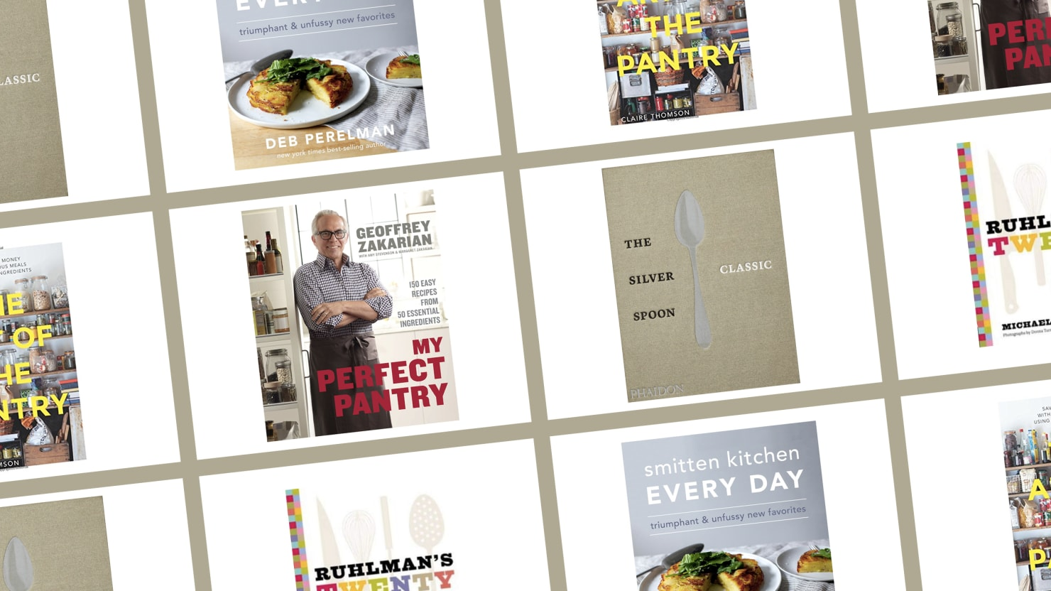 Make the Most Out of Your Pantry with These Cookbooks
